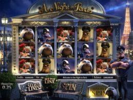 A Night In Paris best free pokies