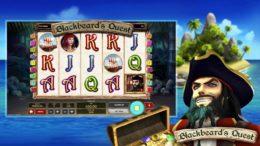 Blackbeard's Quest best free pokies
