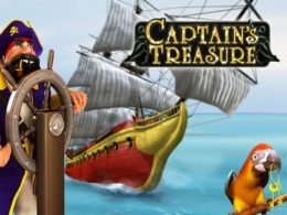 Captain's Treasure best free pokies