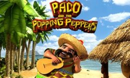 Paco and the Popping Peppers best free pokies