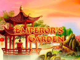 Emperor's Garden best free pokies