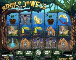 Jungle Jewels free pokies