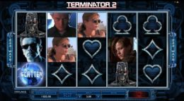 Terminator 2 Free Aussie Pokies