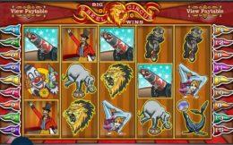5 Reel Circus Free Aussie Pokies