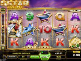 5 Star Luxury free pokies