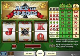 Ace of Spades free pokies