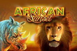 African Sunset slot