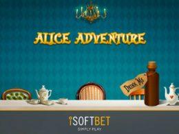 Alice Adventure Online slot
