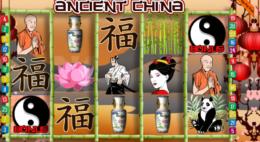 Ancient China slots