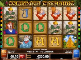 Columbus Treasure free pokies