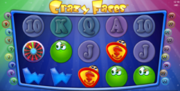 Crazy Faces best free pokies