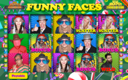 Funny Faces best free pokies