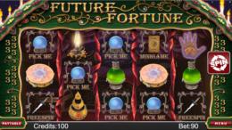 Future Fortune pokies