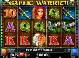 Gaelic Warrior best free pokies
