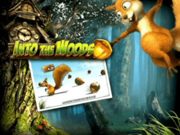 Into The Woods slots