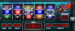 Lucky 8 Ball free pokie