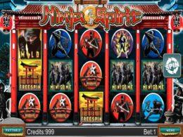 Ninja Spirit best free pokies