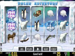 Polar Adventure Free Aussie Pokies