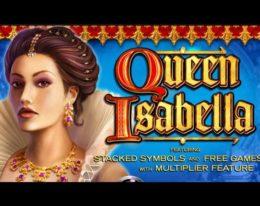 Queen Isabella free pokies