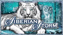 Siberian Storm Free Aussie Pokies