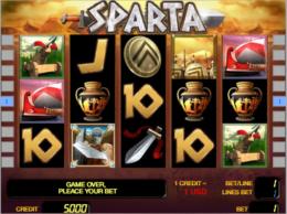 Sparta best free pokies