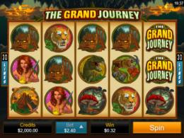 The Grand Journey best free pokies