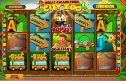 The Great Escape Of City Zoo best free pokies