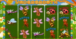 Undergrowth slots