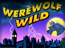 Werewolf Wild free pokies