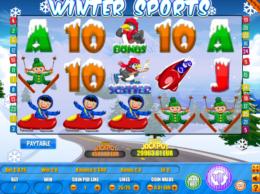 Winter Sports free pokies