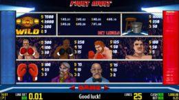 Fight Night slot