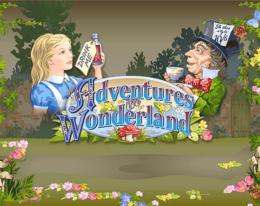 Adventures in Wonderland Best Free Pokies
