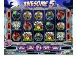 Awesome 5 Best Free Slots