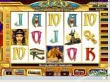 Cleo Queen of Egypt Online Pokies Australia