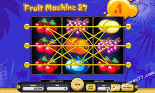 Fruit Machine 27 Best Free Slots