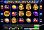 Fruits and Royals Best Free Slot Machines