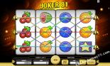 Joker 81 Best Free Slot Machines