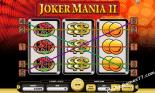Joker Mania II Best Free Pokies