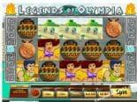 Legends of Olympia Free Australian Pokies