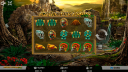 Aztec Pyramids free pokies