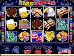 Bars and Stripes best free pokies