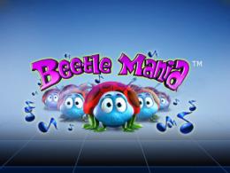 Beetle Mania pokies for free