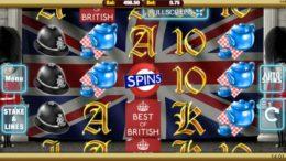 Best of British Slot