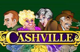 Cashville free pokies