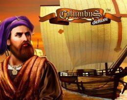 Columbus Deluxe free pokies