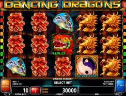 Dancing Dragons free pokies