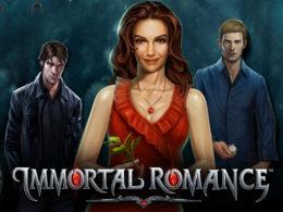 Immortal Romance best free pokies