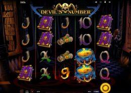 Devil's Numbers best free pokies