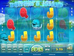 Dolphin's Island Best Free Slot Machines