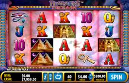 Pharaohs Dream Online Pokies Australia